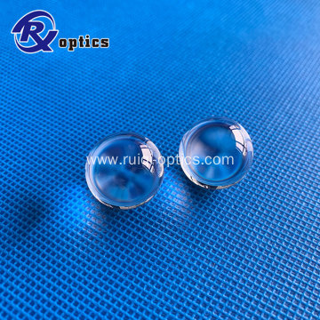 optical glass ball lens hemispheric lens